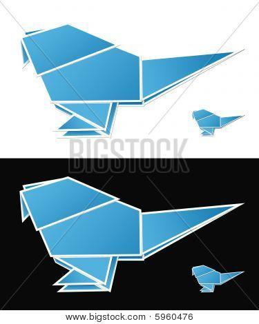 Origamy Bird