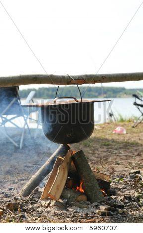 Tourist kettle