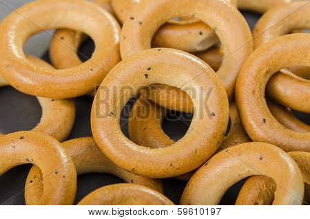Many Tasty Bagels