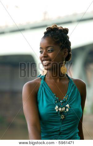 Lady Smiles