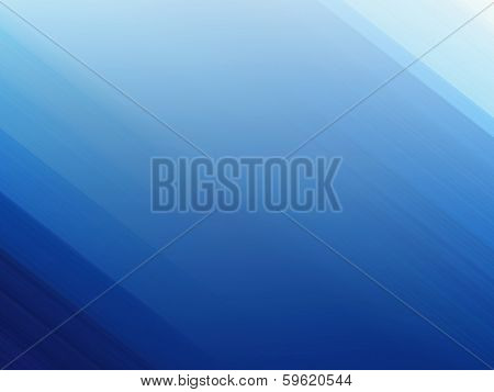 Blue Gradient Background - Stock Image