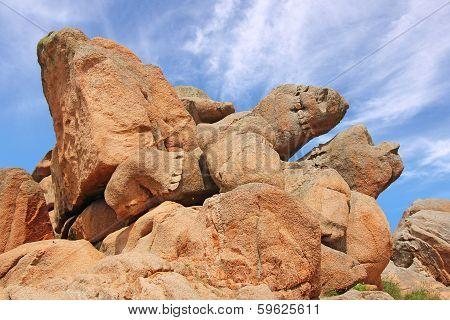 Pink Granite Coast Ploumanach