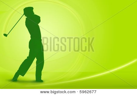Golf - tee shot design