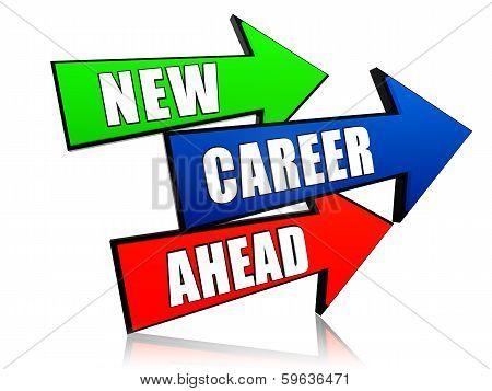New Career Ahead In Arrows