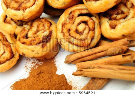Cinnamon And Rolls