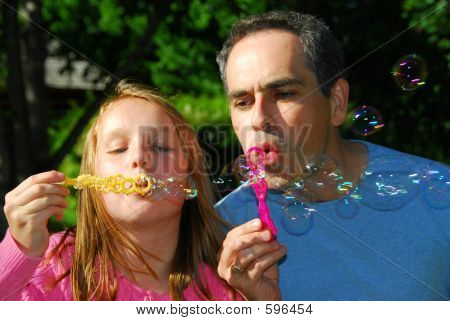 Family Summer Bubbles