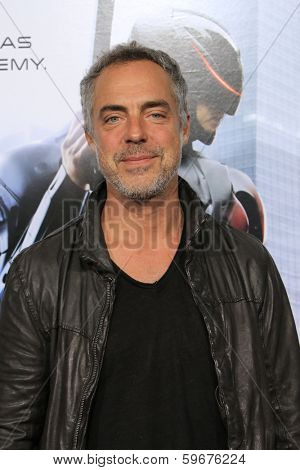LOS ANGELES - FEB 10:  Titus Welliver at the