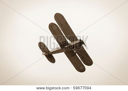 biplane Polikarpov Po-2, aircraft  WW2