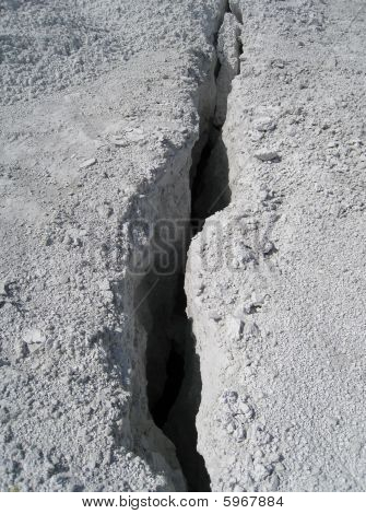 A Fissure