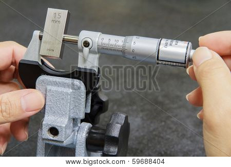 Calibration Micrometer