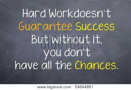 Guarantee Success