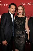 LOS ANGELES - FEB 10:  Ethan Hawke, Julie Delpy at the The Hollywood Reporter's Annual Nominees Nigh