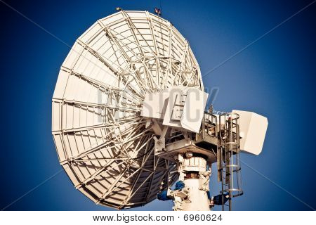 Industrial Satellite Dish