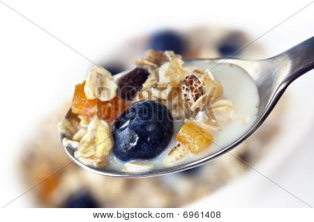 Spoonful Of Cereal