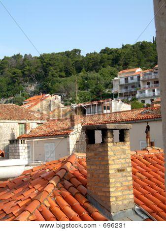 Rooftops Croatia
