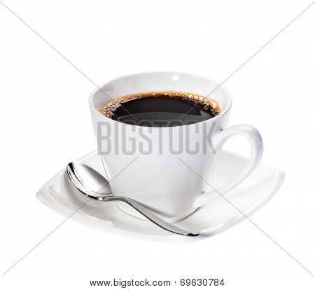 Isolated Coffee