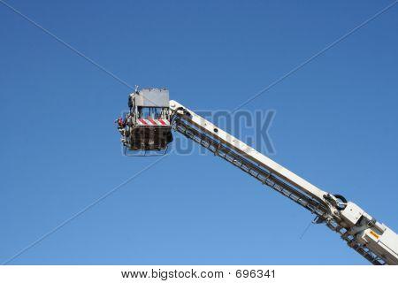 Fire Rescue Basket