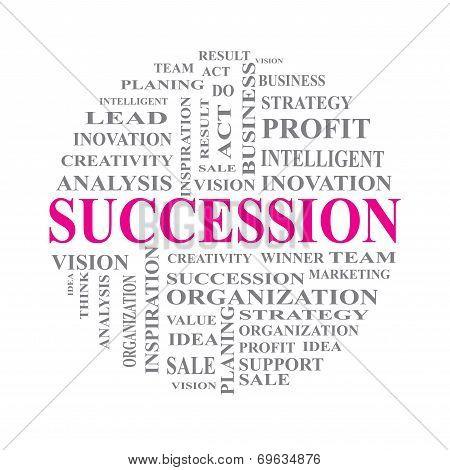 Succession Word