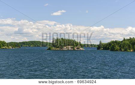 Island Of The Thousand Islands