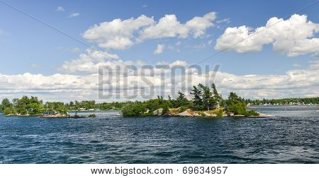 House On The Thousand Islands
