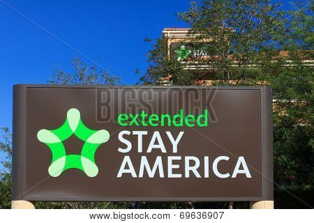 Extended Stay America Motel