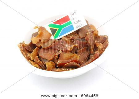 Biltong made in South Africa