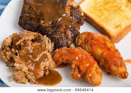 Barbecue Plate