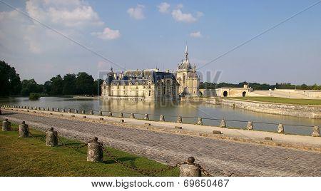 France: Château De Chantilly (conde museum)