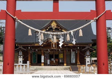 Shinto and shrine