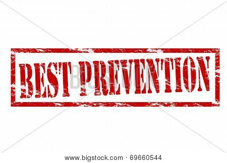 Best Prevention