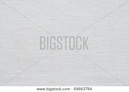 White Fabric Background Or Texture