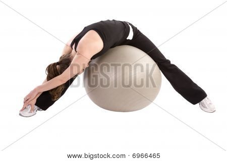 Stretching Ball For Leg
