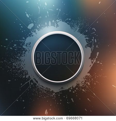 Abstract Vector Modern Grunge Background