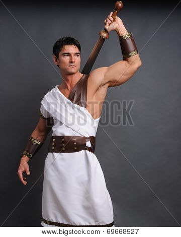 attractive highlander