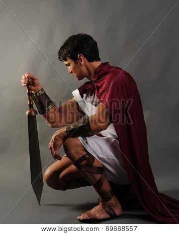 roman warrior