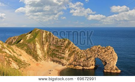 Archway Durdle Door - British Unesco Heritage