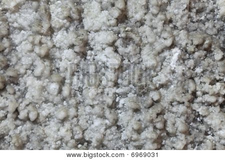 Salt Wall Abstract