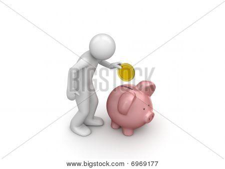Making Deposit Savings