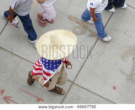 Immigration Marcher