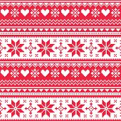 foto of knitwear  - Winter vector background  - JPG