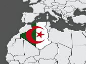 picture of algeria  - Map of worlds - JPG
