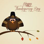 pic of special day  - abstract thanksgiving day background with special objects - JPG
