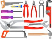 picture of pipefitter  - hand tools - JPG