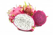 image of dragon fruit  - Thailand Fruit - JPG
