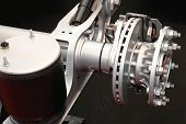 pic of suspension  - Ventilated disk brakes with air suspension for truck - JPG