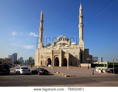 Al Noor Mosque.