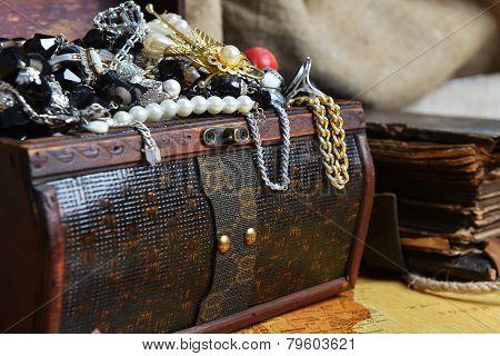 Wooden Treasure