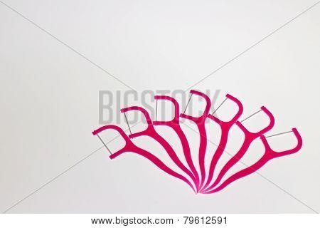 Floss Toothpick