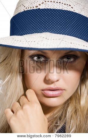 Hat Summer Portrait