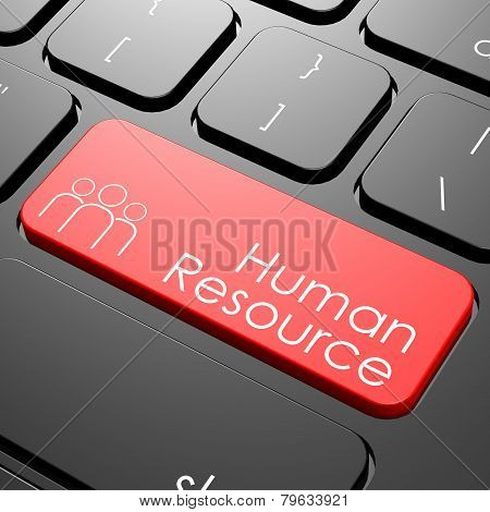 Human Resource Keyboard